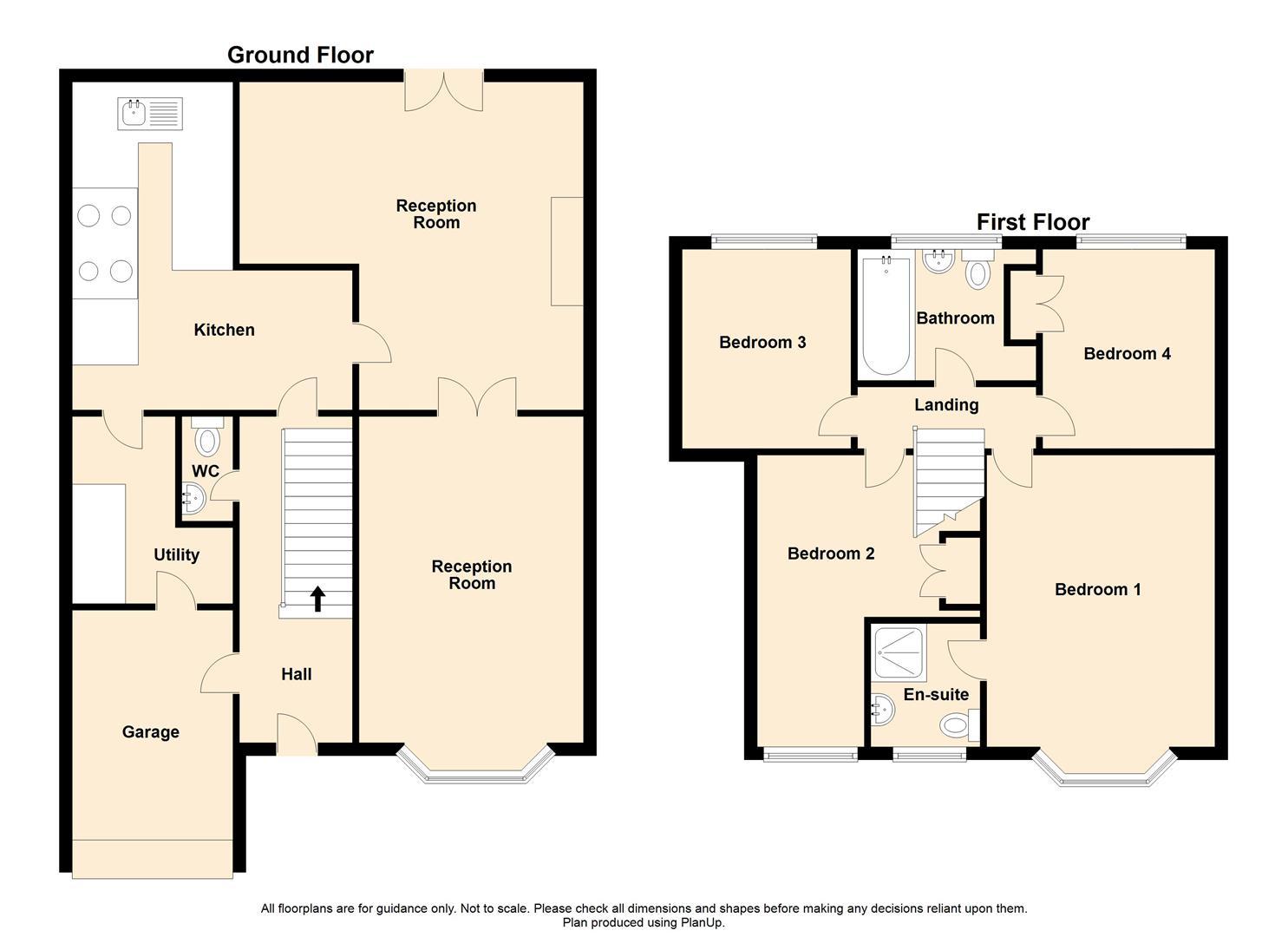 4 Bedroom Detached House For Sale - 14 Moorside Drive.jpg